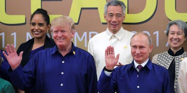 Trump Colluded