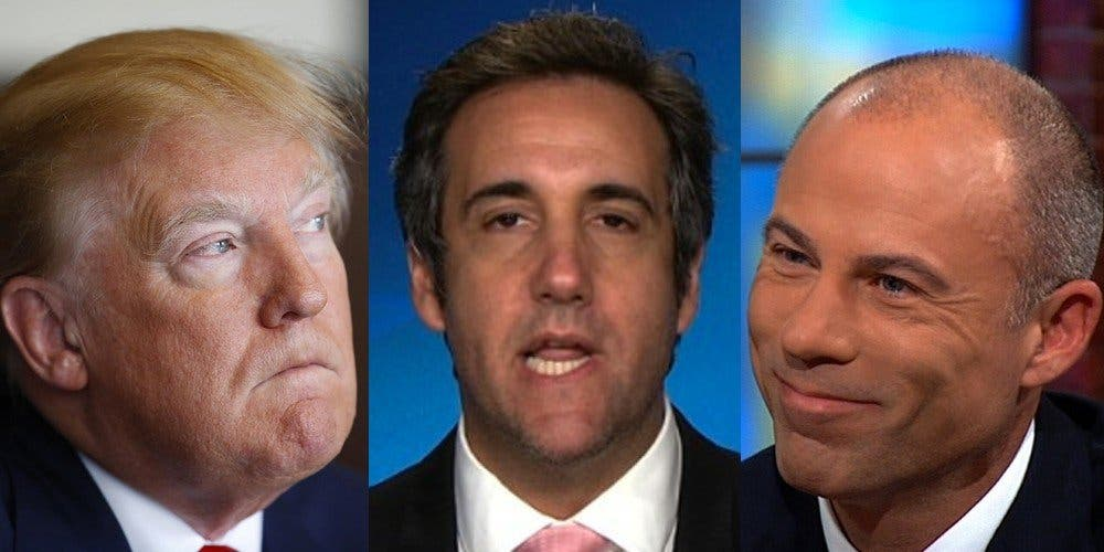 EXCLUSIVE: Why Trump and Cohen's legal defense is sunk!