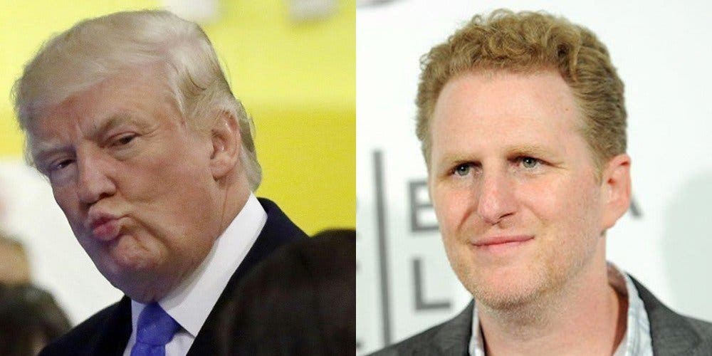 Michael Rapaport says we'll be stuck cleaning up Trump's s*** for years