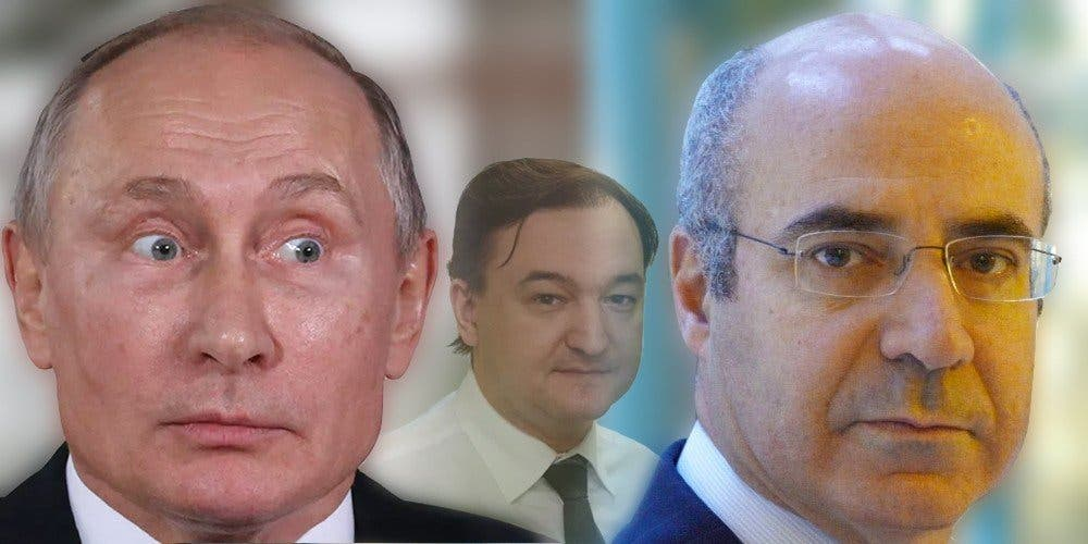 Bill Browder just revealed a big secret about Putin and the Russian oligarchs