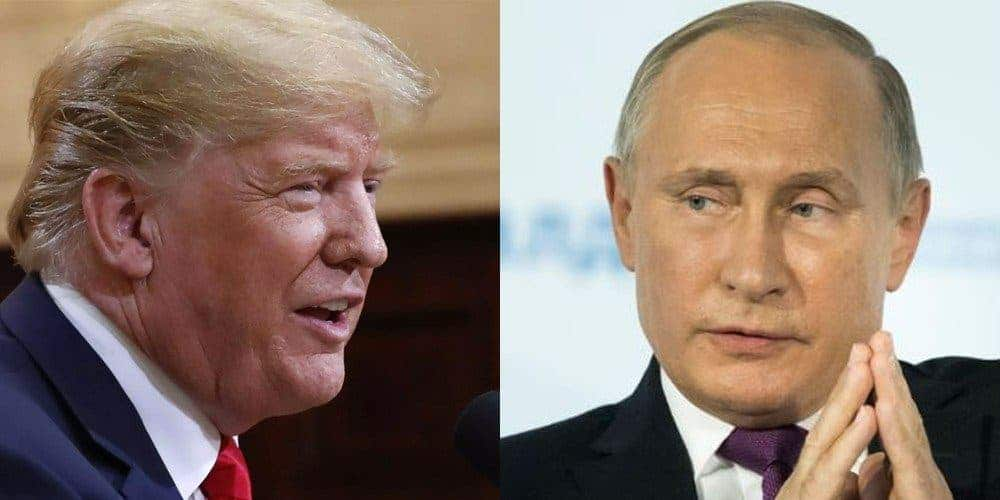 Donald Trump just invited Putin to Washington in an insane criminal defense strategy