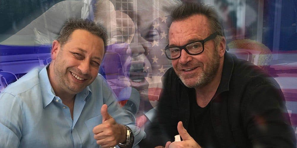 Tom Arnold just revealed the one thing Felix Sater doesn't want you knowing about Russia – Part 3 of 3