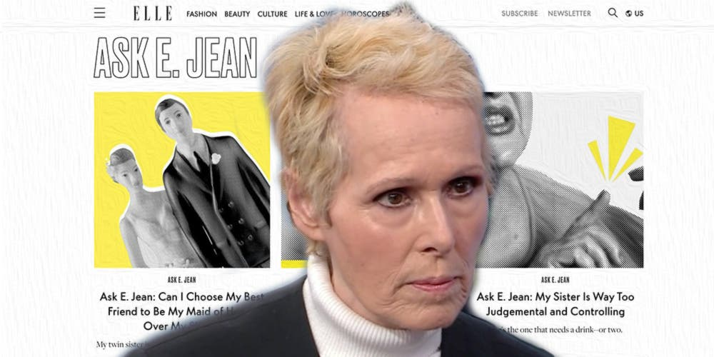 E. Jean Carroll just told us everything.