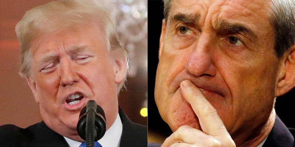 Mueller's former intel briefer just wrote the book on how to remove a president
