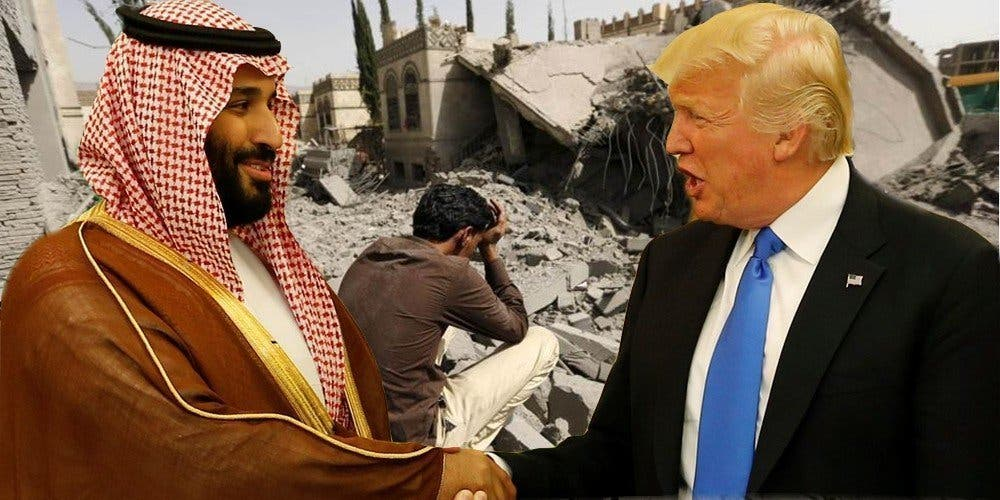A journalist from Yemen just explained why Trump enables Saudi war crimes in his home country